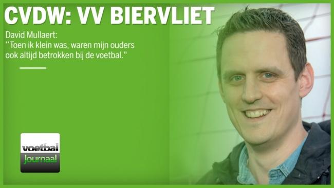 Club van de week : VVB – David Mullaert