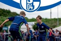 Schalke auf Tournee Terneuzen