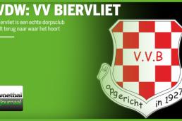 Voetbaljournaal VVB club van de week
