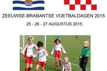 Zeeuwse- Brabantse voetbaldagen 2015
