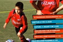 Jong United : Trainingssessie 4